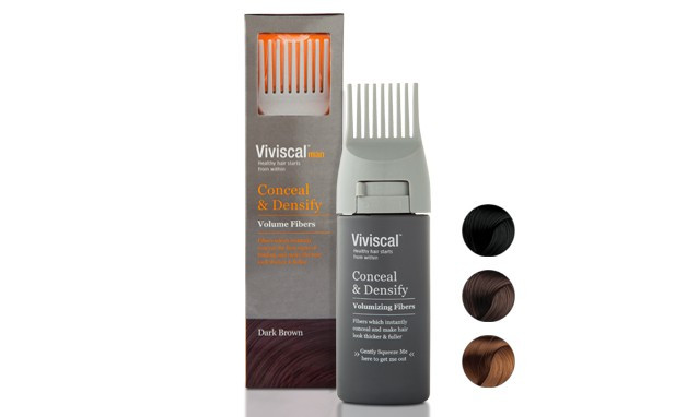 Viviscal Conceal & Densify Fibres for Men