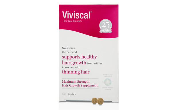 Viviscal Maximum Strength Supplements - 6 Month Money Back Guarantee