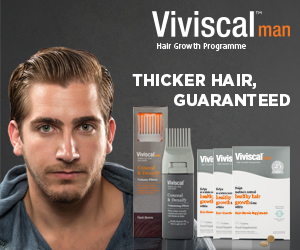 Viviscal Densifying Product Range naturally derived and sepecially formulated for Men